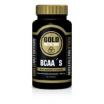 GOLD NUTRITION BCAA'S X 180 COMPRIMIDOS
