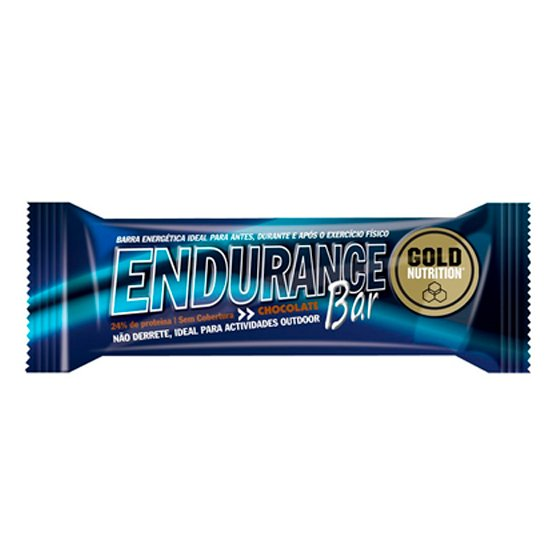 GOLD NUTRITION ENDURANCE BARRA DE CHOCOLATE