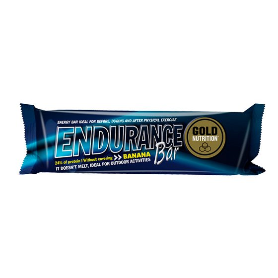 GOLD NUTRITION ENDURANCE BARRA BANANA