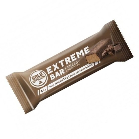 GOLD NUTRITION EXTREME BARRA DE CHOCOLATE