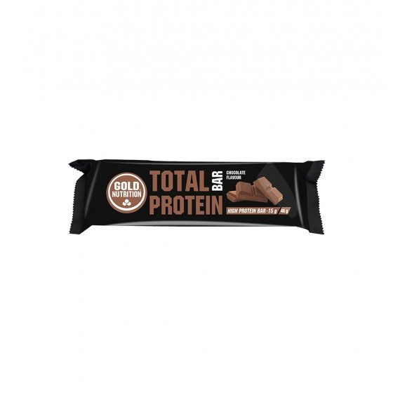 Gold Nutrition Total Protein Barra De Chocolate