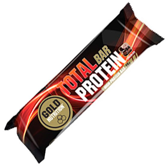Gold Nutrition Total Protein Barra De Yogurte-Maçã