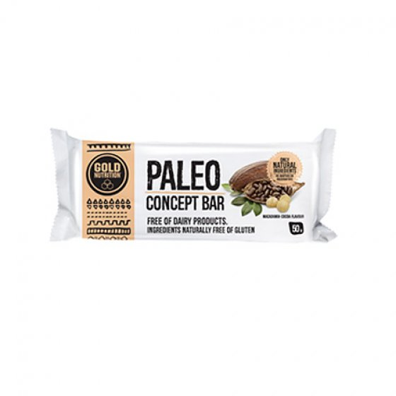 GOLD NUTRITION PALEO CONCEPT BAR AMENDOA-COCO