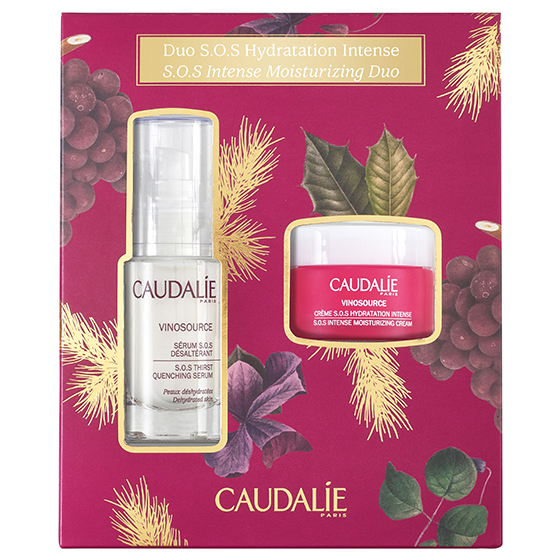 CAUDALIE COFFRET VINOSOURCE SERUM 30ML + OFERTA CREME SOS 25ML
