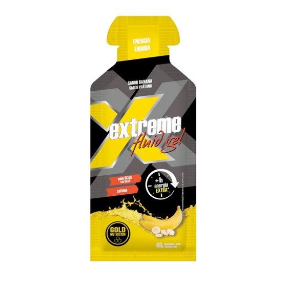 Gold Nutrition Extreme Fluid Gel Banana