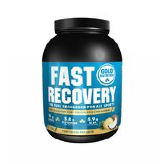 GOLD NUTRITION FAST RECOVERY PINA COLADA 1kG