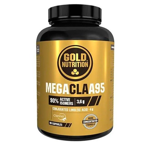 GOLD NUTRITION MEGACLA 1000 MG A-95 X 90 CAPSULAS