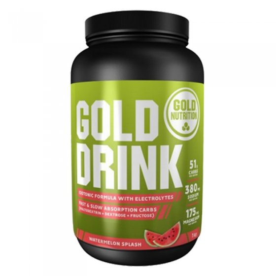 GOLD NUTRITION GOLD DRINK MELANCIA 1KG