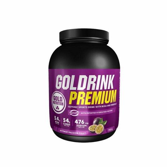 GOLD NUTRITION GOLD DRINK PREMIUM PO MARACUJA 750G