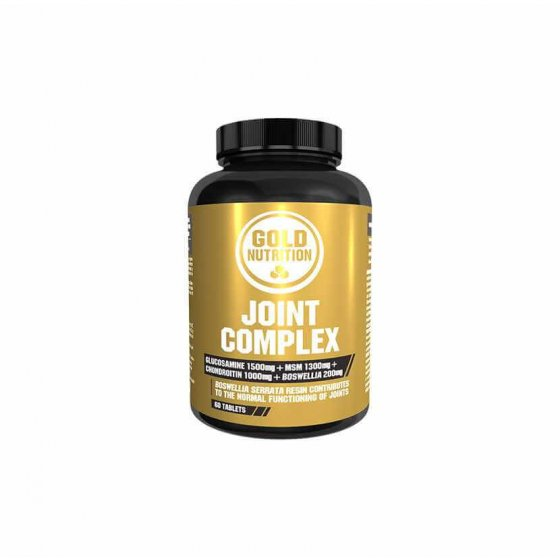 GOLD NUTRITION JOINT SPORTS 60 COMPRIMIDOS