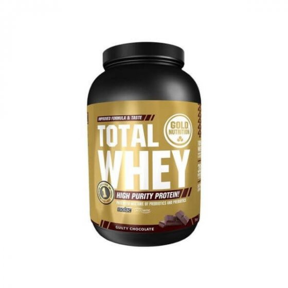 GOLD NUTRITION TOTAL WHEY 1KG CHOCOLATE