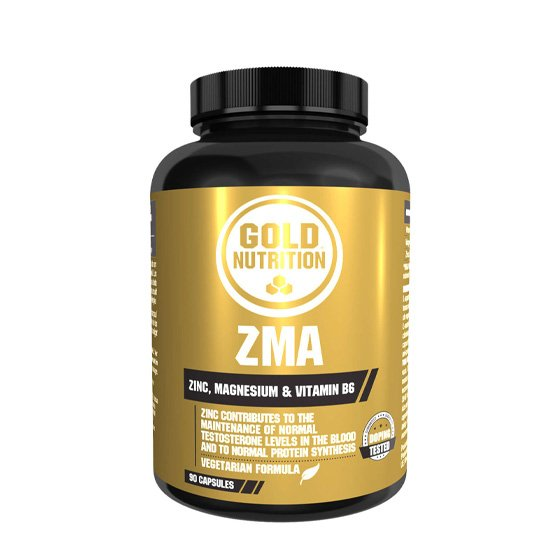 GOLD NUTRITION ZMA X 90 CAPS