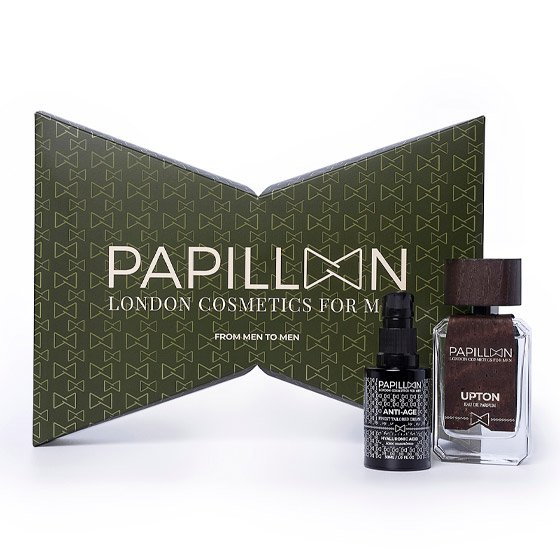 PAPILLON PACK UPTON 50ML & ANTI-AGE 30ML