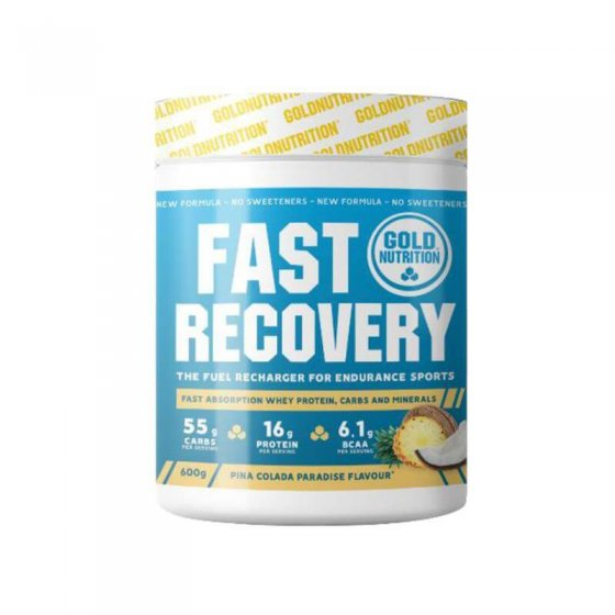 GOLD NUTRITION FAST RECOVERY PINA COLADA 600 GR