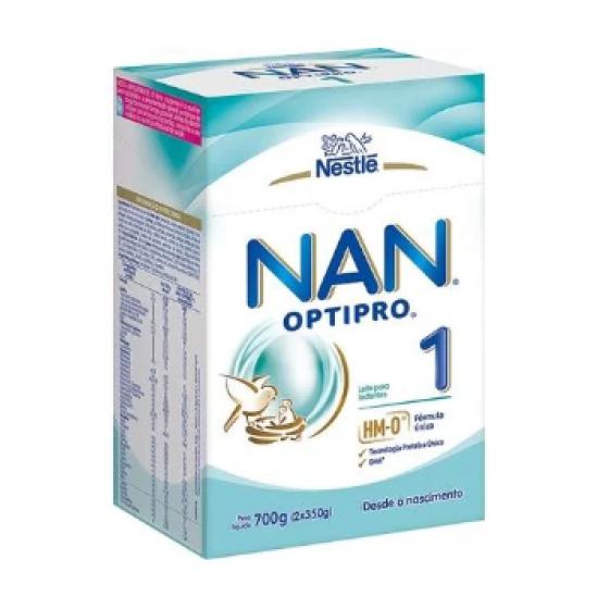 NAN OPTIPRO 1 LEITE LACTENTE 700G