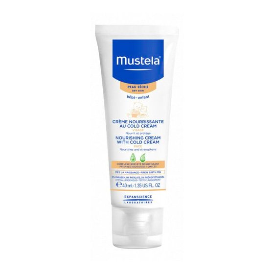 MUSTELA COLD CREAM ROSTO 40ML