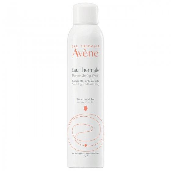 AVÈNE Spray de Água termal d'Avène para pele sensível.  Embalagem de 300 ml