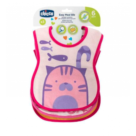 CHICCO BABETE GIRL 6M+
