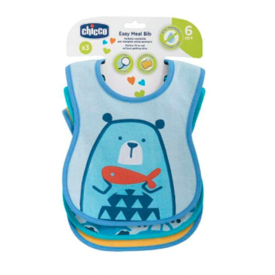 CHICCO BABETE BOY 6M+