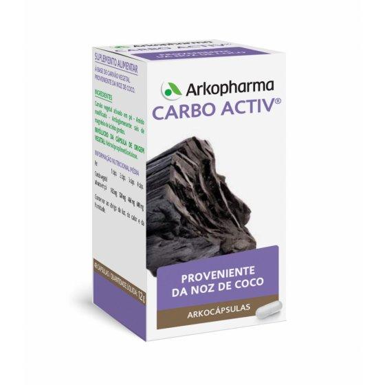 ARKOCAPSULAS CARBO ACTIV CAPSULAS X 48