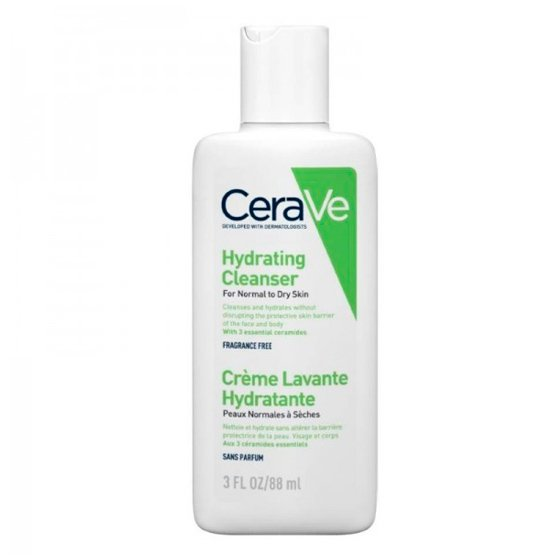 CERAVE CLEANSER HYDRA LIMPEZA FACIAL 88ML