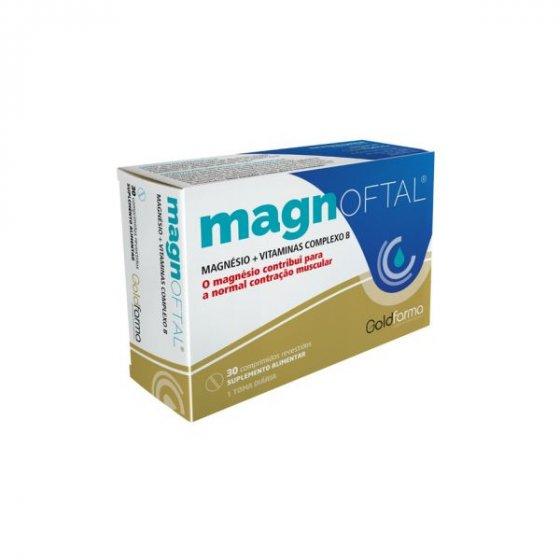 GOLDFARMA MAGNOFTAL 30 COMPRIMIDOS