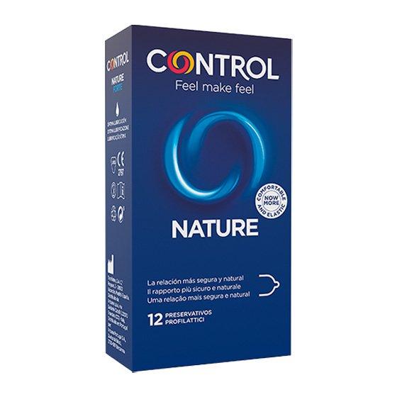 Control Nature Preservativo 12 Unidade(S) Com Oferta De Nonstop Preservativo 12 Unidade(S)