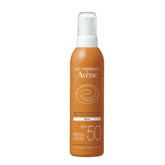 AVÈNE SOLAR SPRAY 50+ 200ML VALE -50%