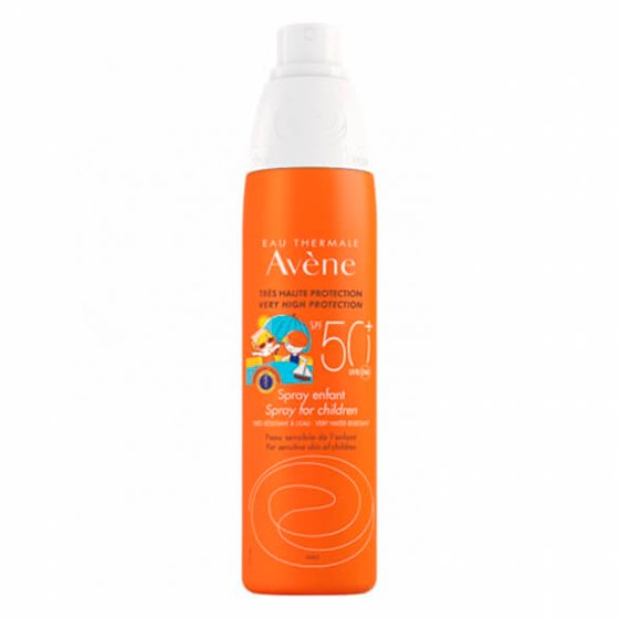 AVENE SOLAR CRIANCA SPRAY50+ 200ML VALE-50%