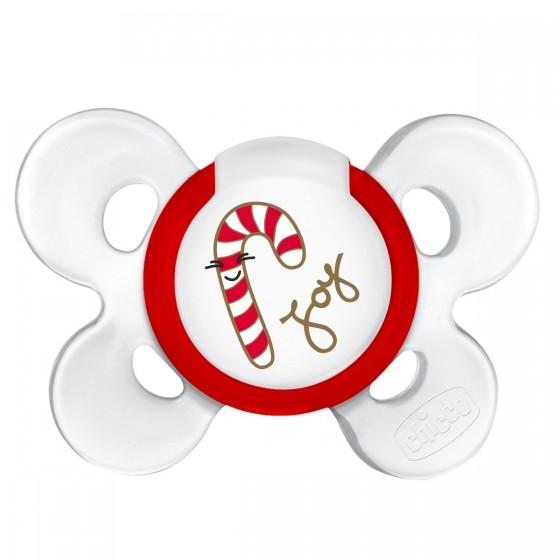CHICCO CHUPETA PHYSIO COMFORT CHRISTMAS 6-12M