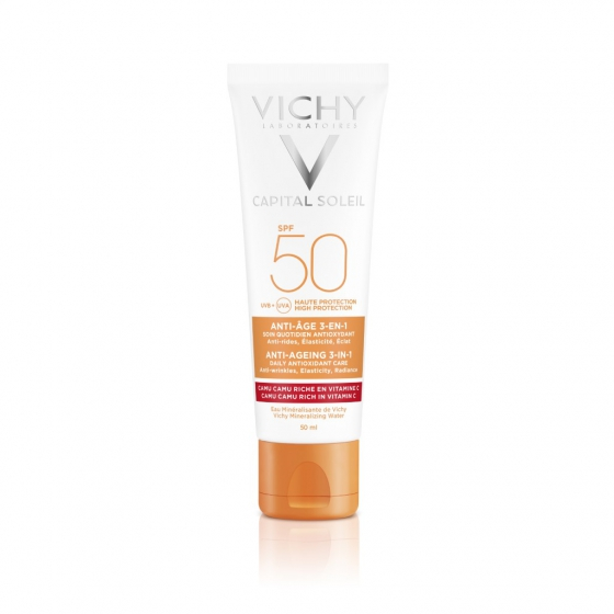 Vichy Creme Anti-idade FPS 50 50 ml