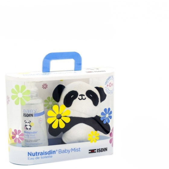 NUTRAISDIN BABY MIST AGUA TOILETE 200ML + OFERTA PANDA
