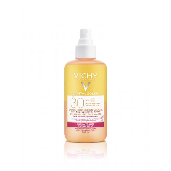 Vichy Água Protetora Antioxidante FPS 30 200 ml