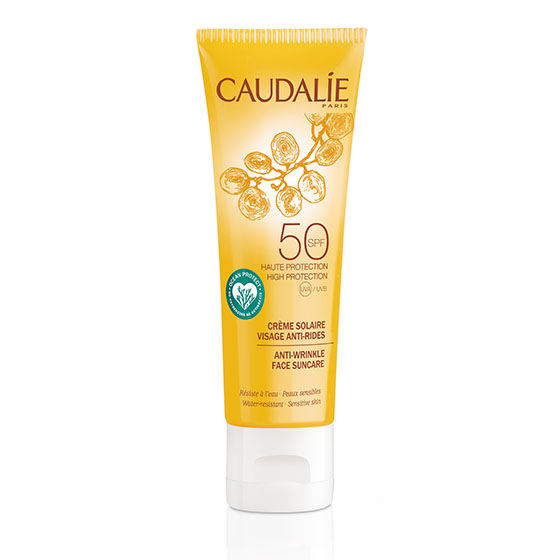CAUDALIE SOLAIRE VELOUTEE CREME SPF50 50ML