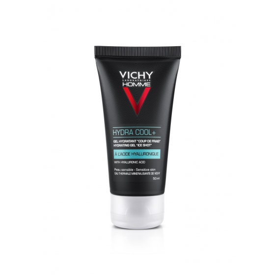 VICHY HOMME GEL HYDRA COOL+ 50ML