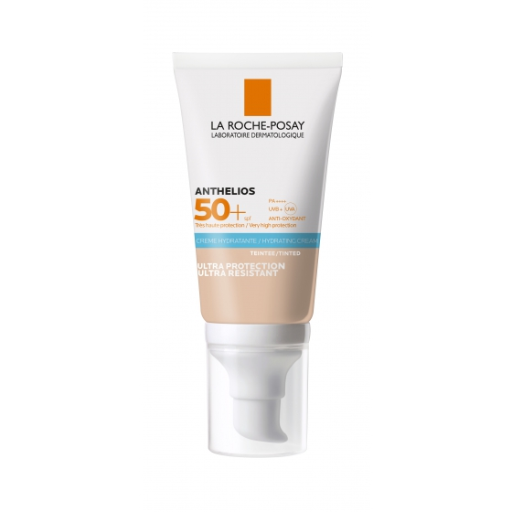 LA ROCHE-POSAY ANTHELIOS ULTRA CREME SENSITIVE EYES BB 50+ 50ML