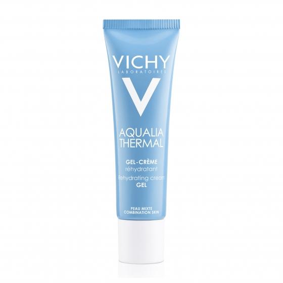Vichy Gel Creme Reidratante Tubo 30 ml
