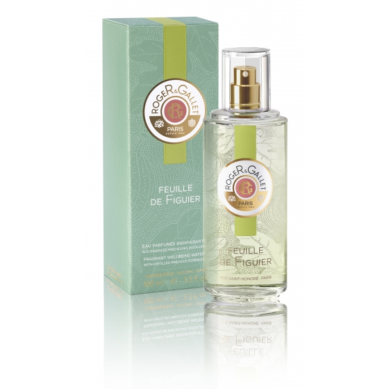 ROGER & GALLET FEUIL FIGUIER AGUA PERFUMADA 100ML