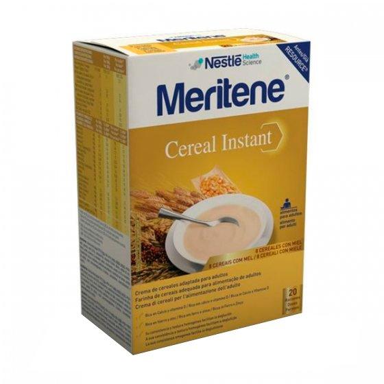 MERITENE CEREAL INSTANT MEL SAQUETAS 300G X 2 PO SUSPENSAO ORAL