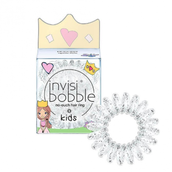 INVISIBOBBLE ELASTICO CABELO KIDS PRINCESS X3