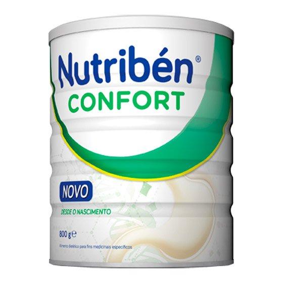 NUTRIBEN CONFORT LEITE LACTENTES 800G
