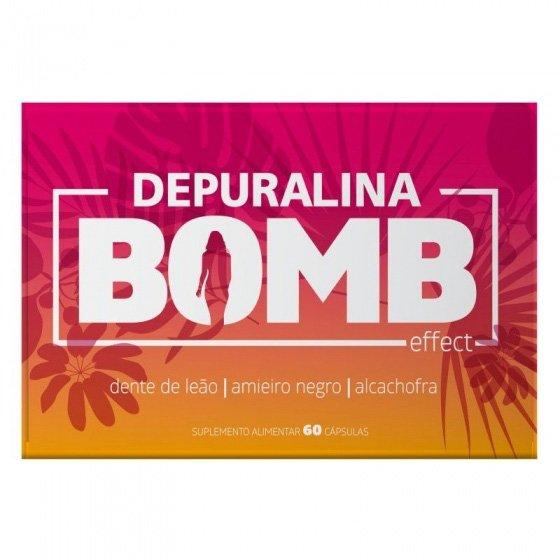 DEPURALINA BOMB EFFECT CÁPSULAS x 60 BOLA