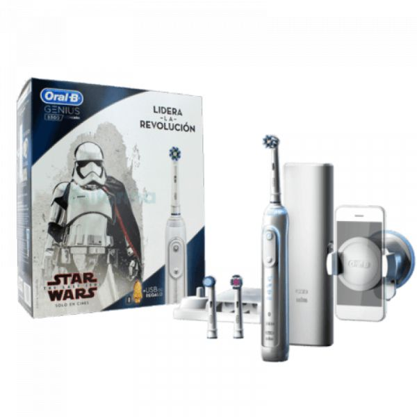 ORAL B GENIUS 8300 STAR WARS ESCOVA ELECTRICA + OFERTA PEN