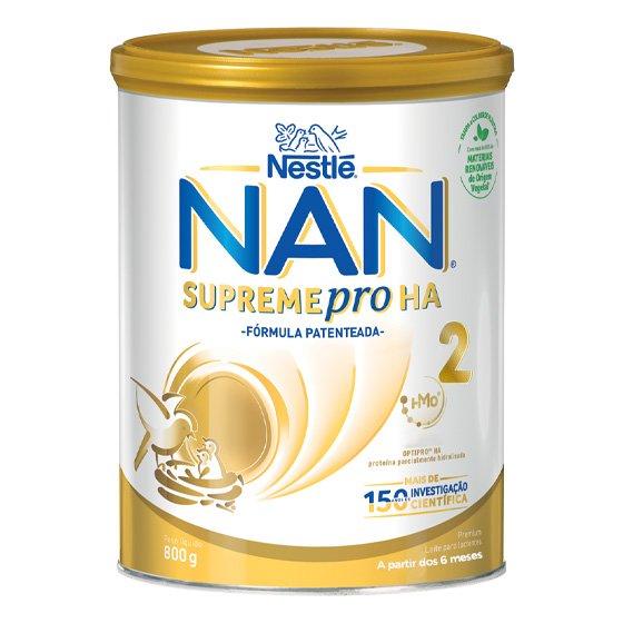NAN SUPREME HA2 LEITE TRANSICAO 800G