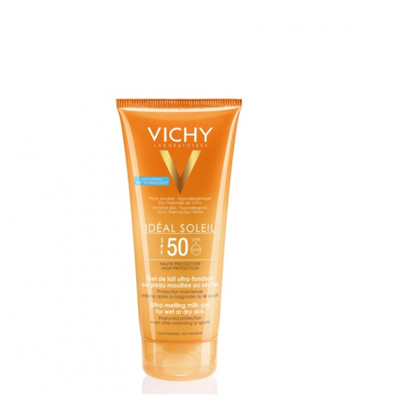 VICHY IDEAL SOLEIL WATER FP50 200ML DESCONTO 25%