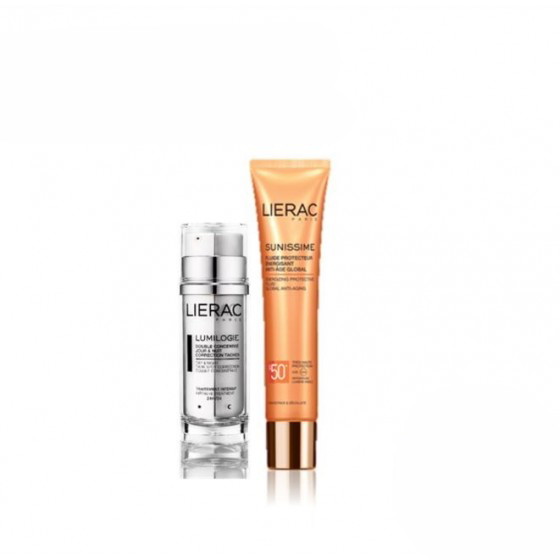LIERAC SPECIFIQUE LUMILOGIE 30ML+OFERTA SPF50