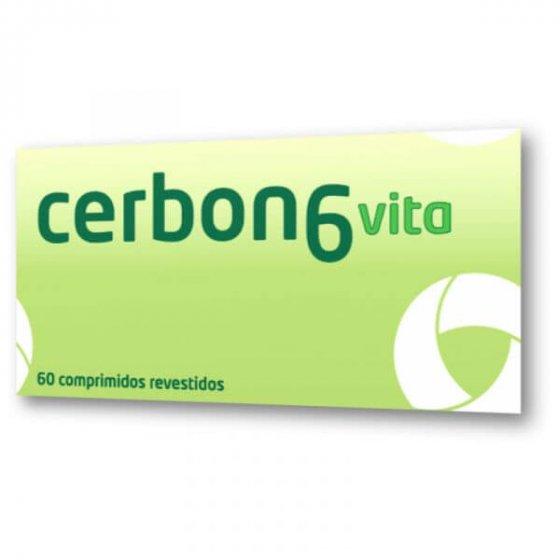 Cerbon 6 Vita 60 Comprimidos Revestidos