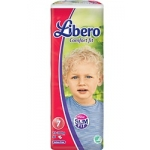 Libero Junior fralda 15/30 Kg Xl P  X 22