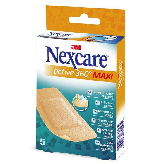 Nexcare Active 360° Maxi 5 Pensos