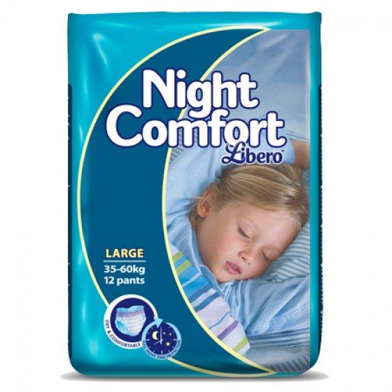 Libero Night Comfort Fralda 35/60 Kg X 12